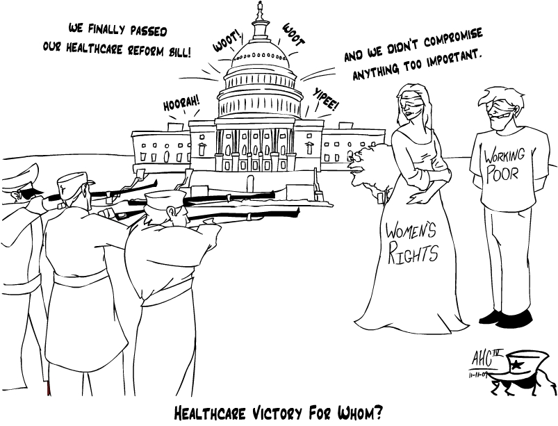 Healthcare for Whom