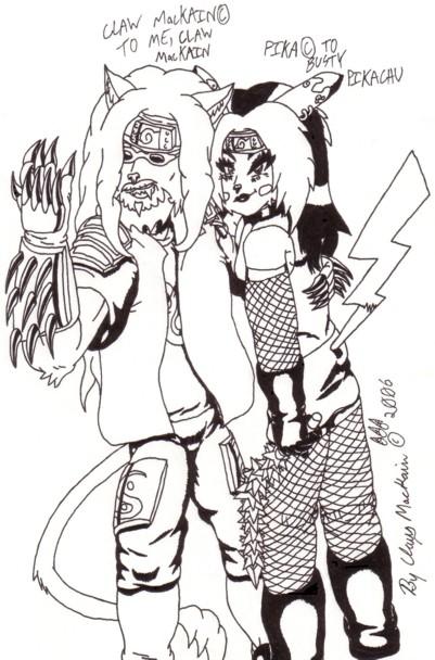 Ninja Duo