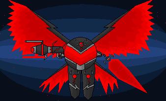 The Akrian Warrior: Hornet