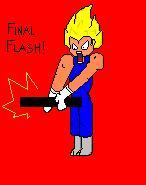 Final Flash!