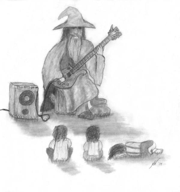 Rockin Wizard