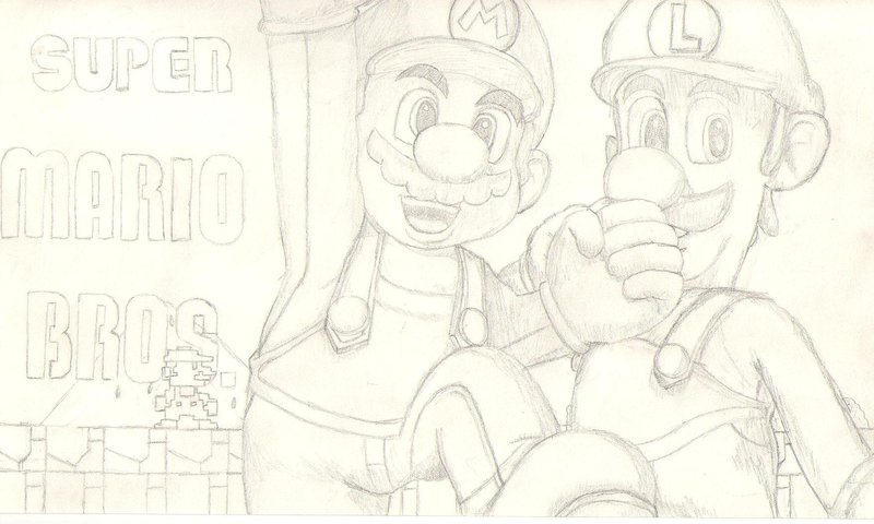 Mario and Luigi - Sethdd
