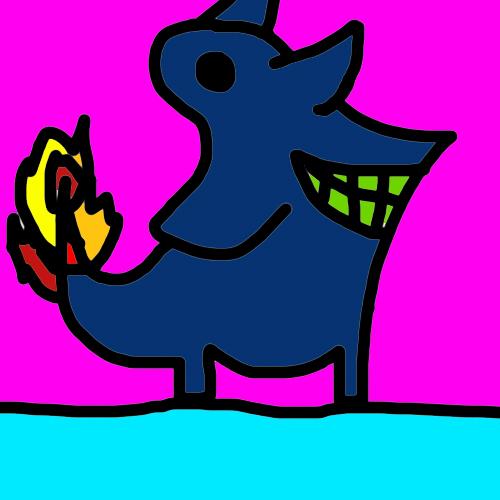 mistikel dragon