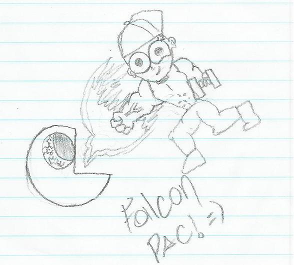 Falcon Pac!