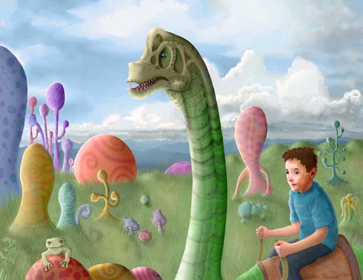 Dinosaur Dan