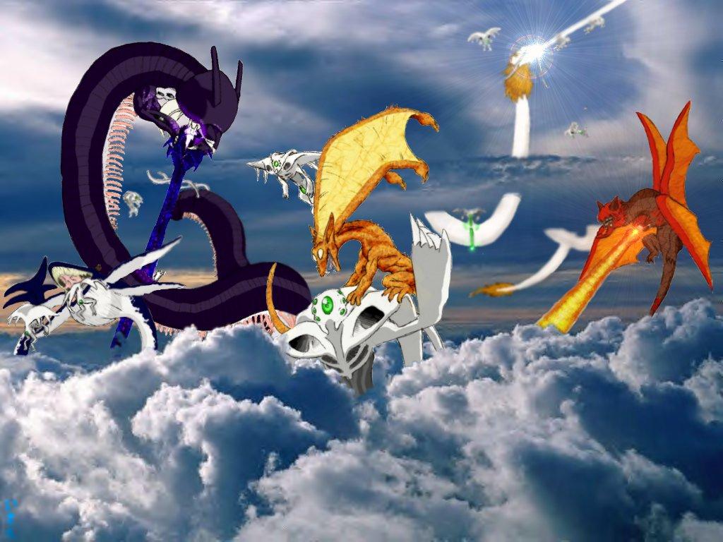 Dragons versus Virages