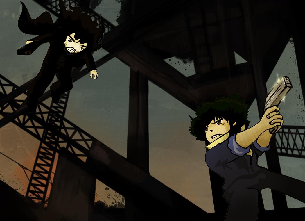 Spike vs Vincent