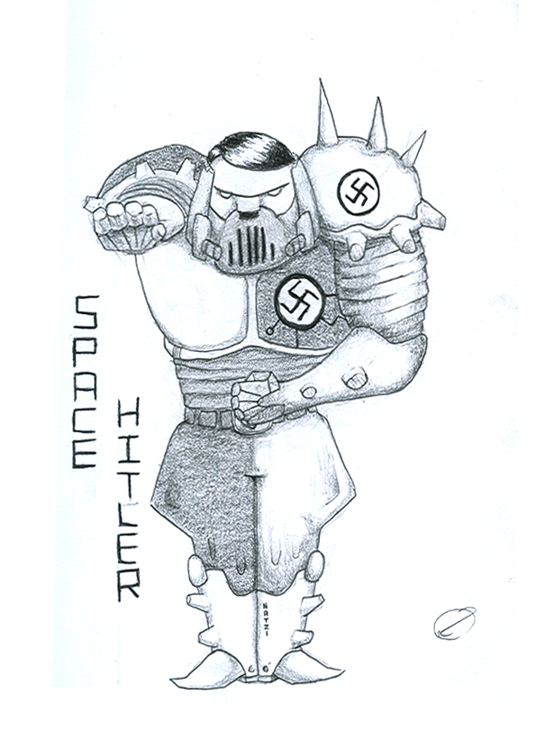 Space Hitler