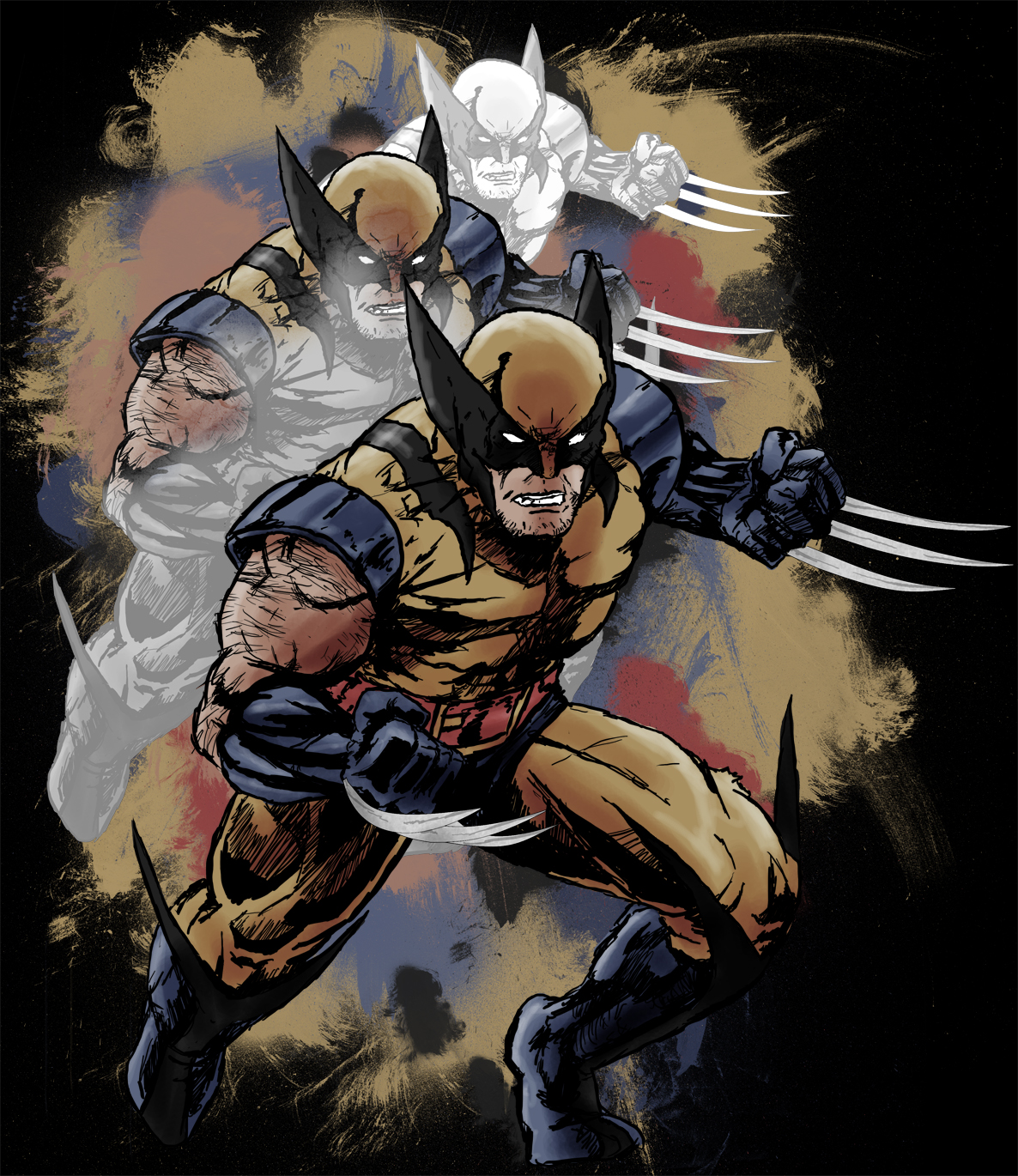Wolverine Creation