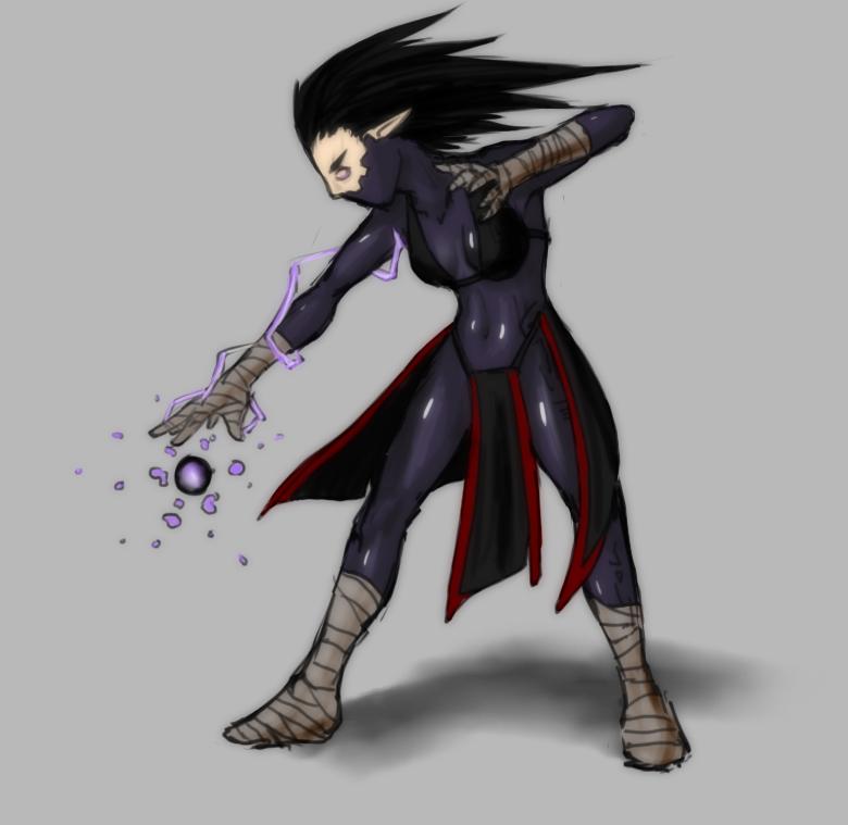 Elven Arcane Assassin