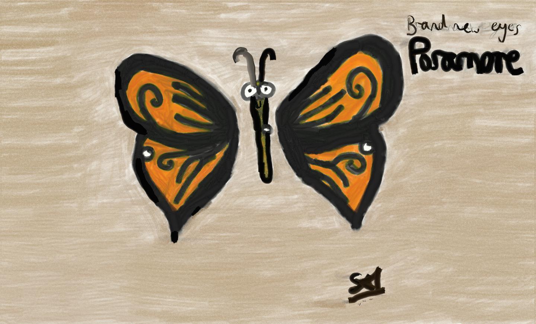 Paramore Album Art Parody