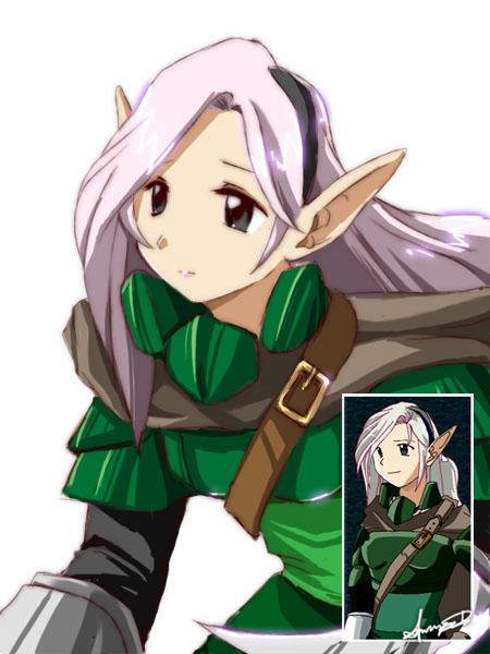 Character Maker Sample Elf
