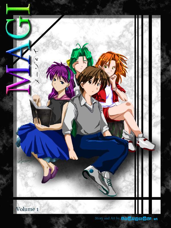 Magi Cover