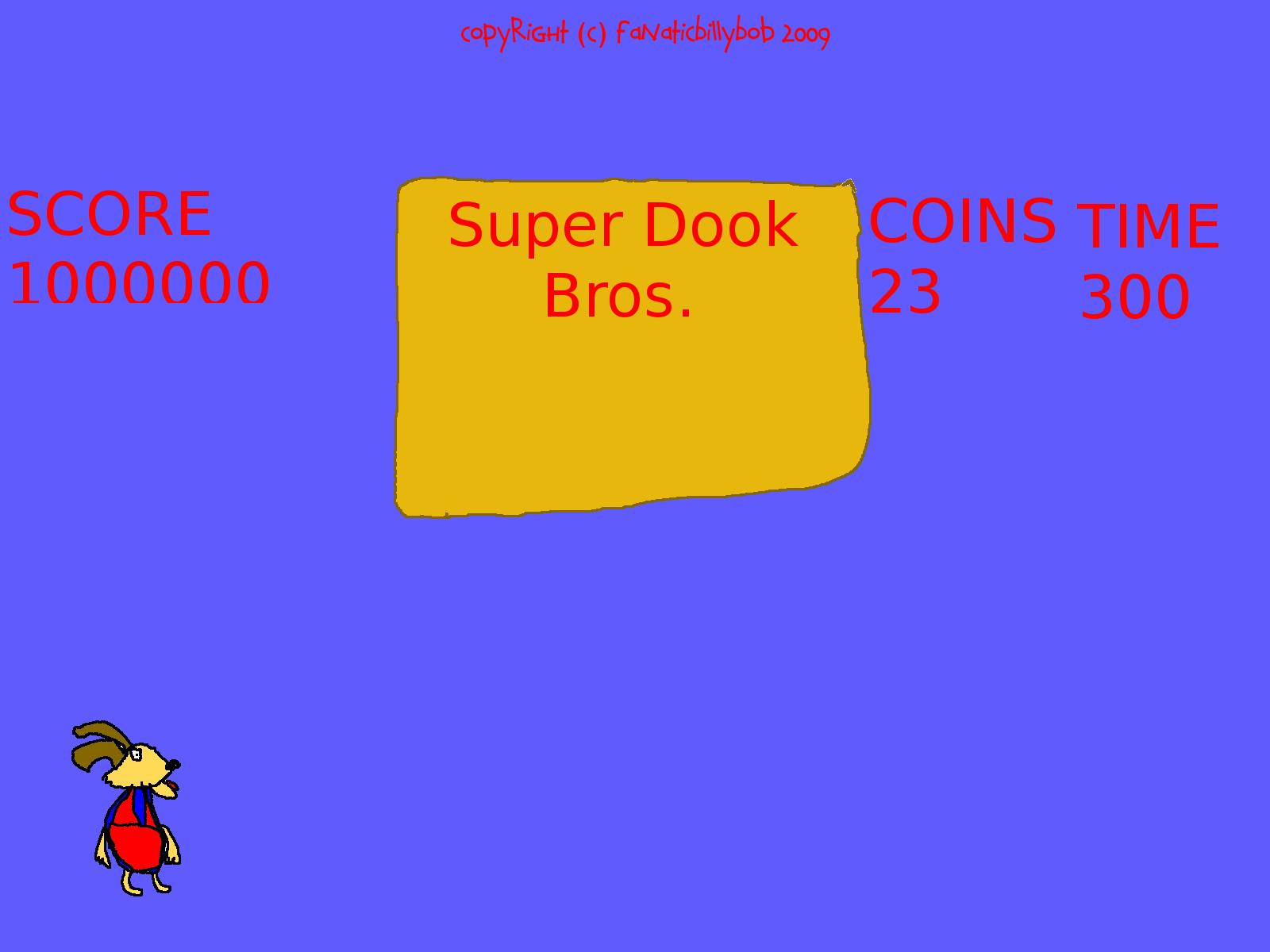 Super Dook Bros.