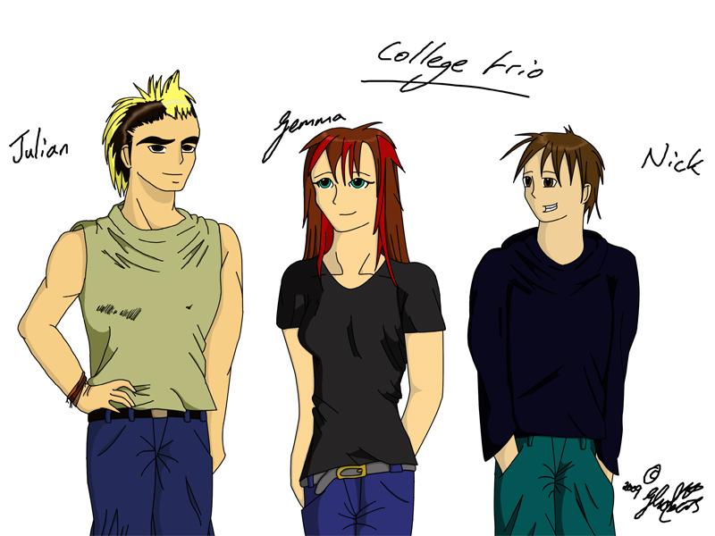 College Trio