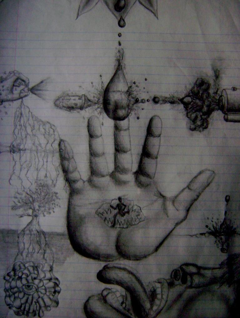 Doodle of Boredom