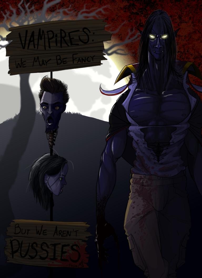 Vampire Reckoning