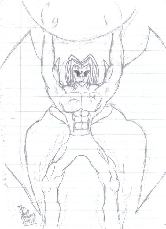 The Skull Phoenix