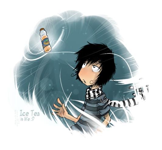 IceTea is Life :))