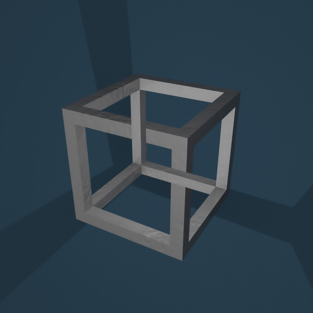The Impossible Cube