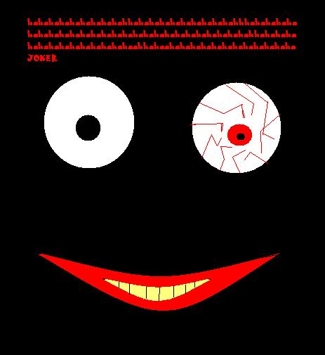Joker in the dark