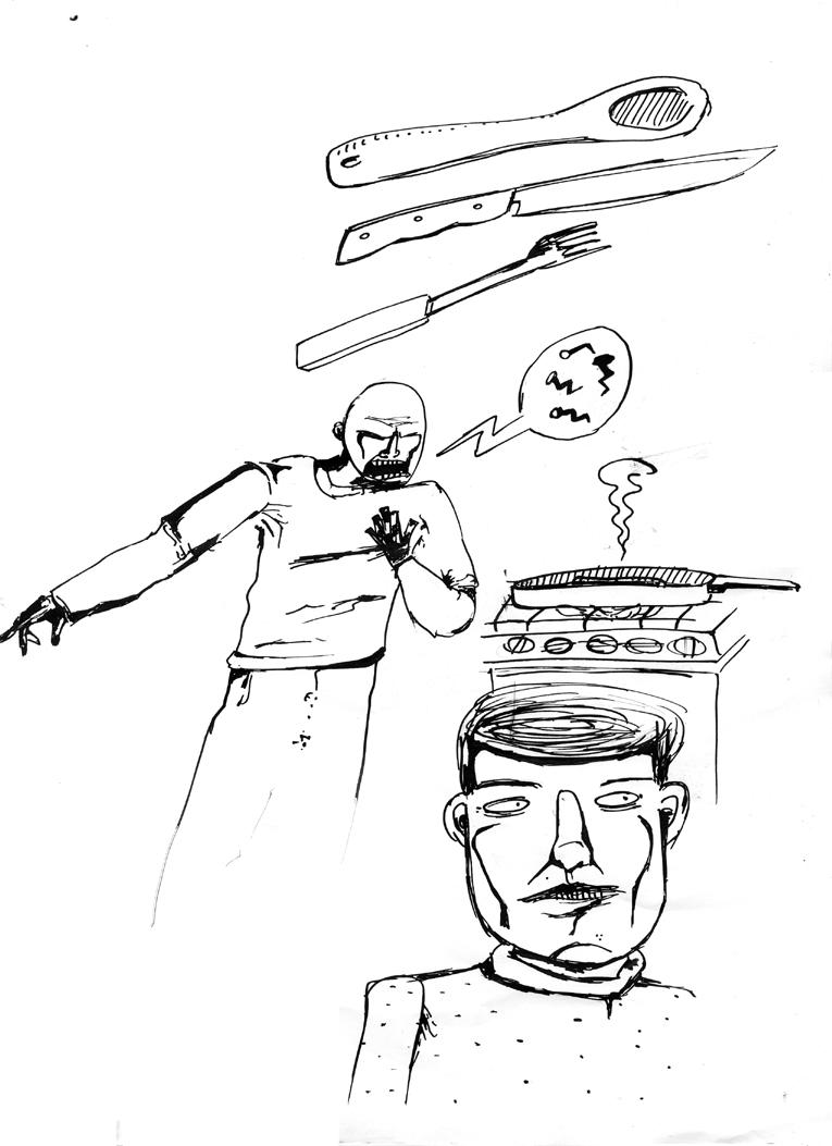 mad kitchen