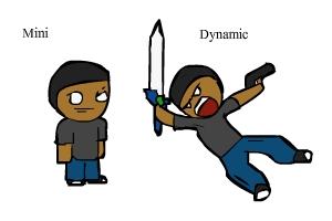 Mini Or Dynamic?