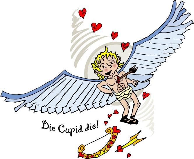 Dead cupid
