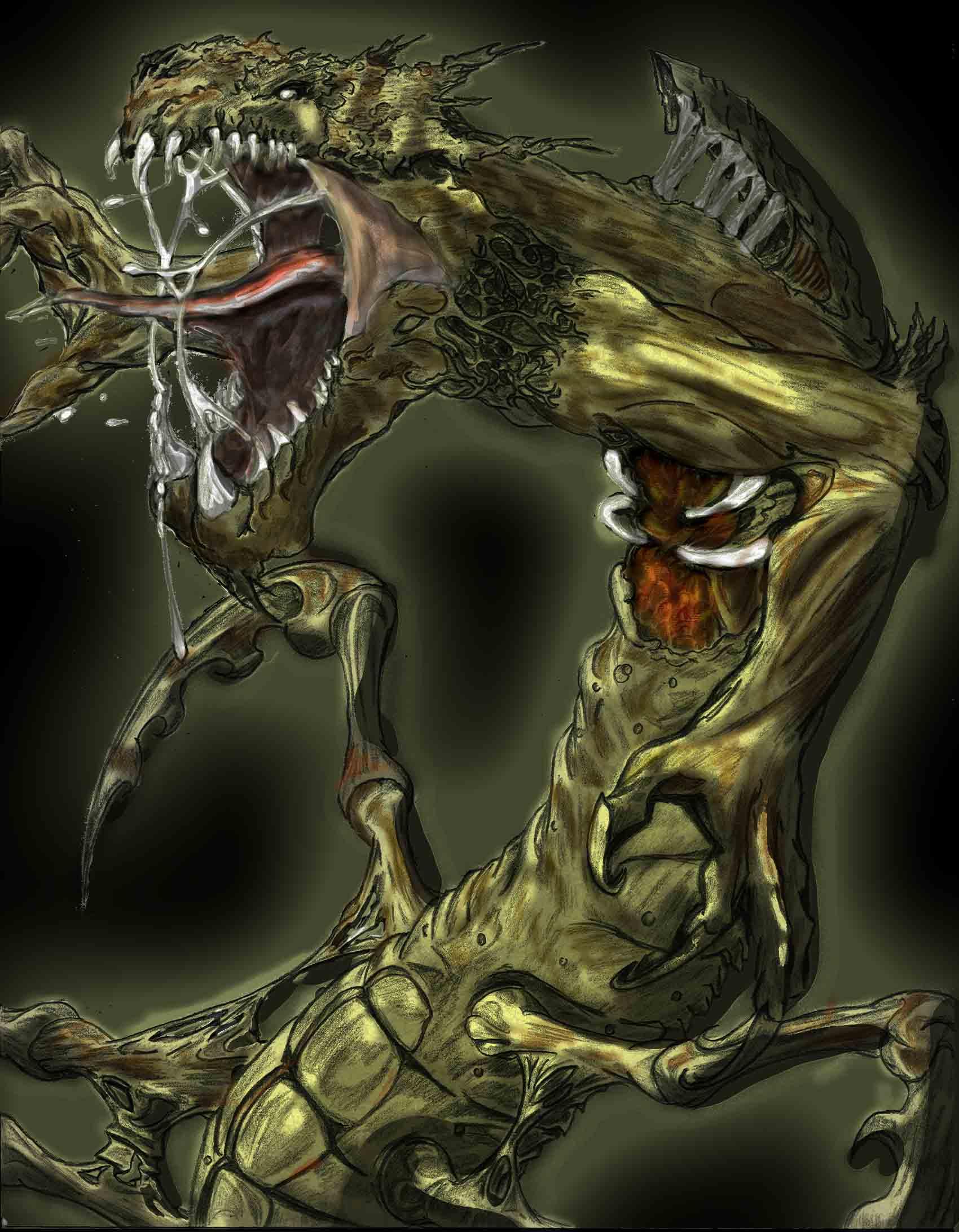 A deadmans pet