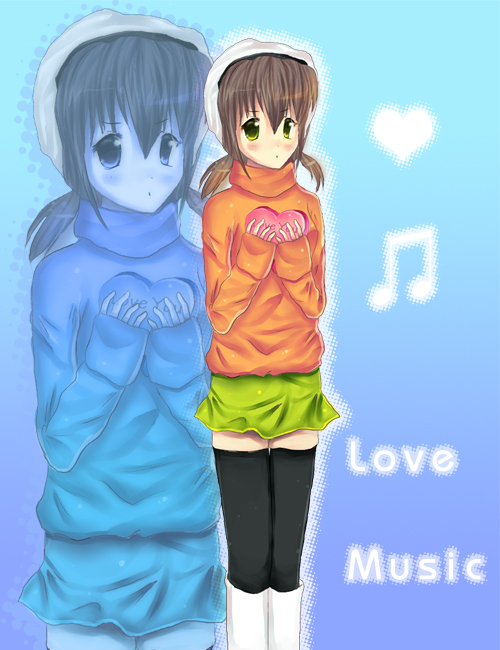 UTAU - LOVE MUSIC