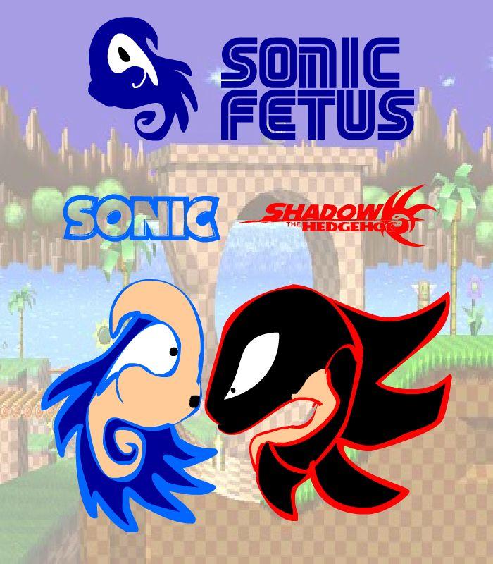 Sonic Fetus: Sonic Shadow