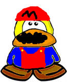 Waddle Ville Mario