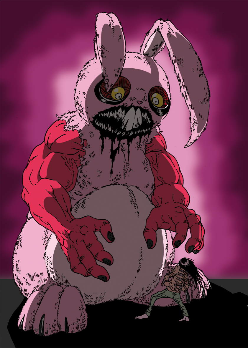 Rabbit Earth Eater