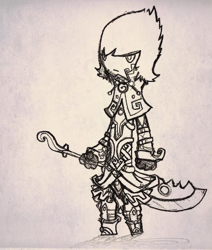 Guard man