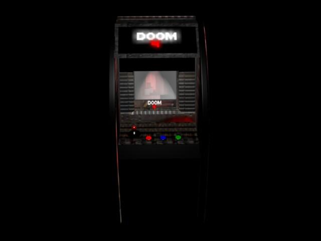Doom: Full front