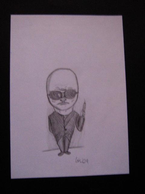 Secrit agent Bob
