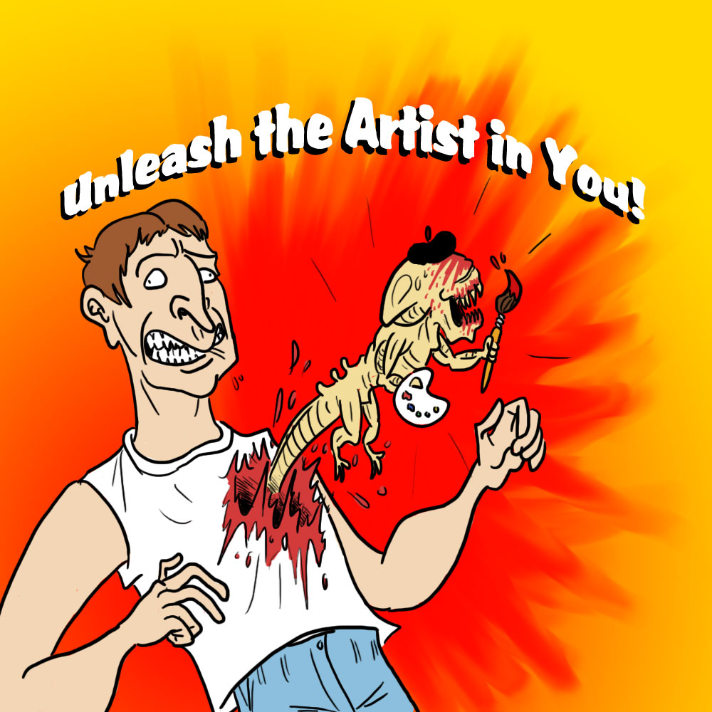 Unleash the Artist in You