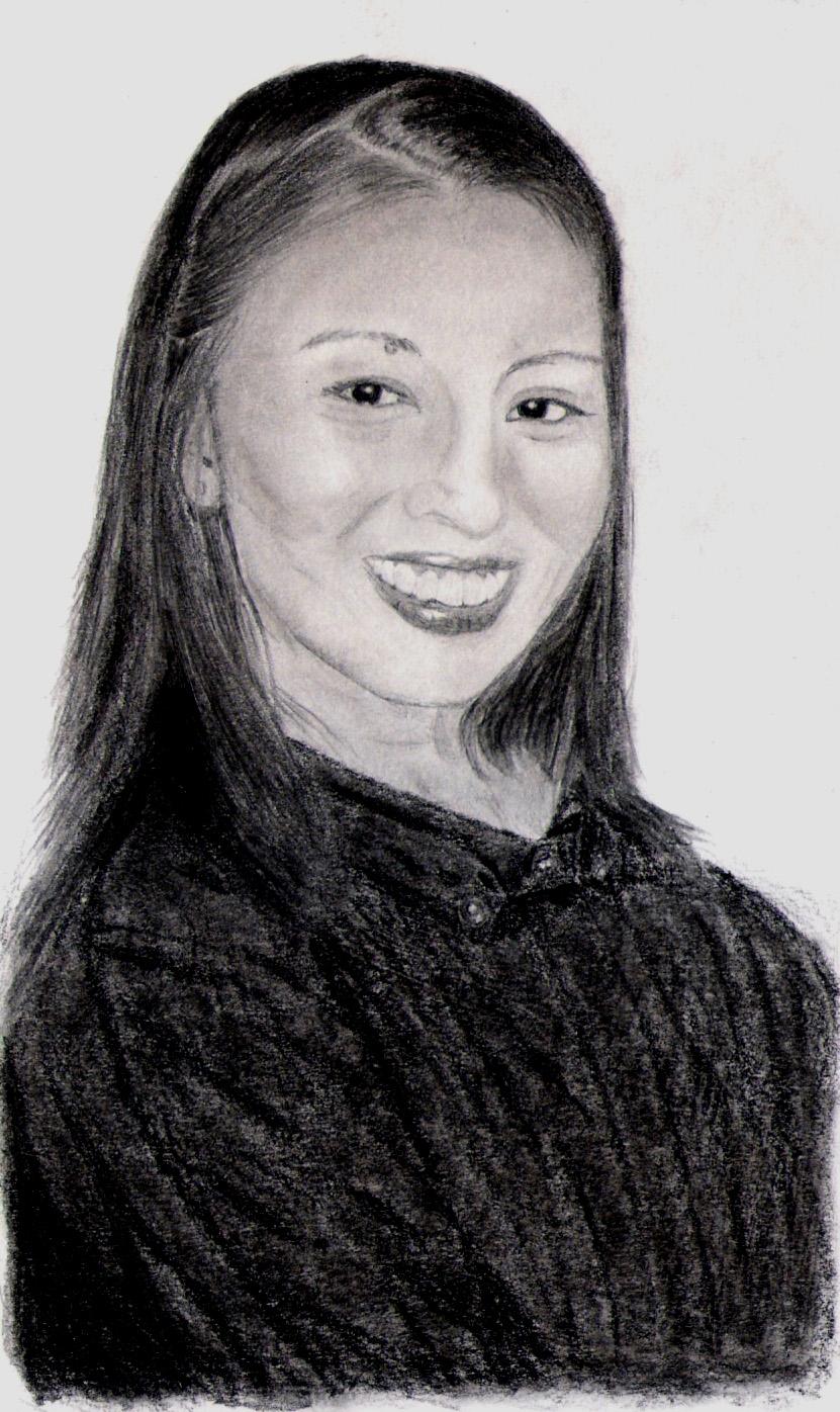 Asian Lady - Portrait