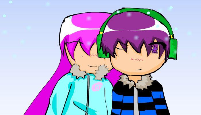 Rin and Shin christmas