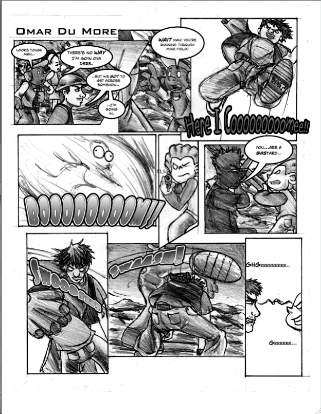 ODM II issue 15 page 1