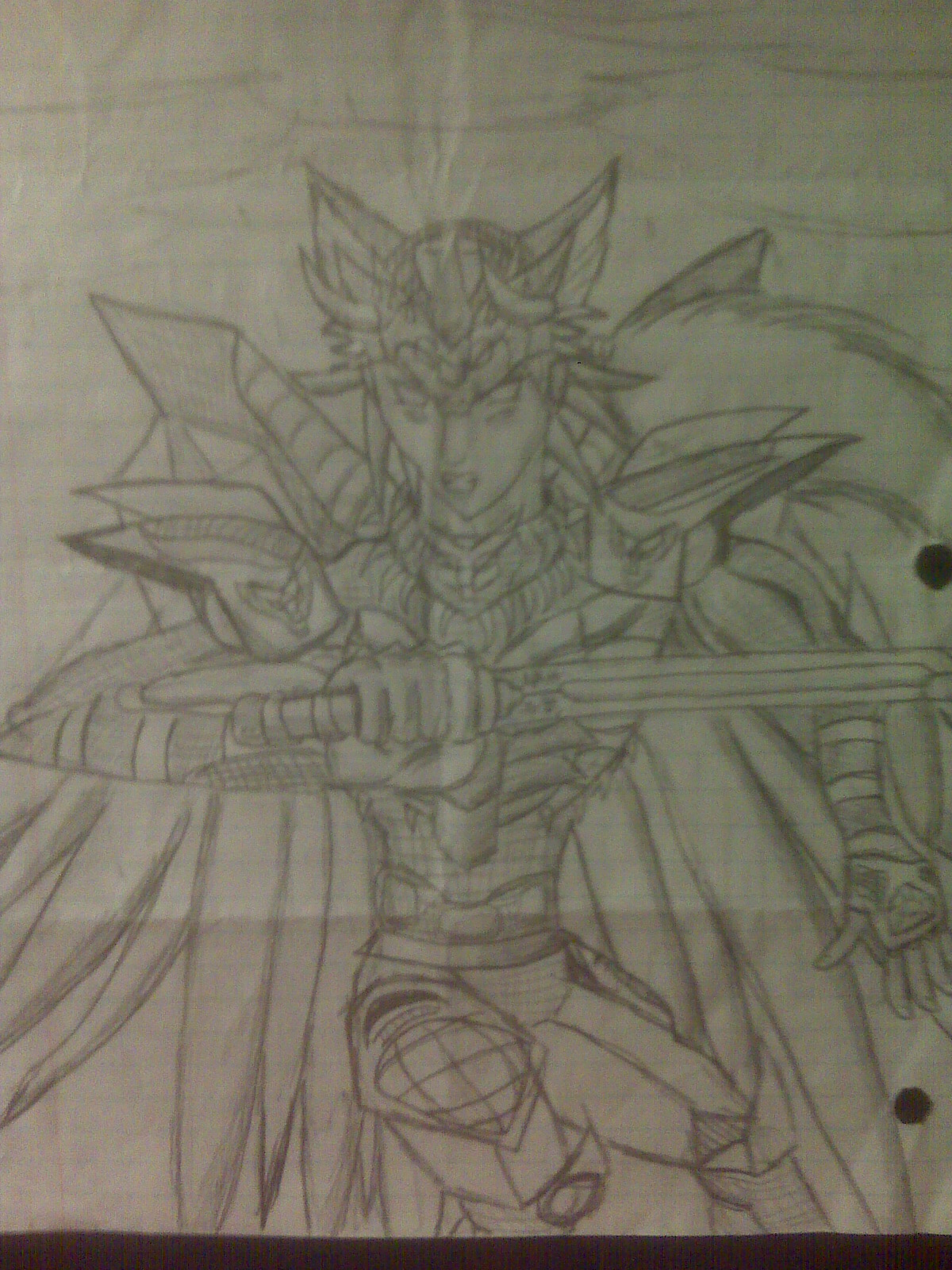 Dragon Knight Warrior Manga