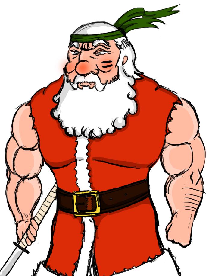 BAMF Claus