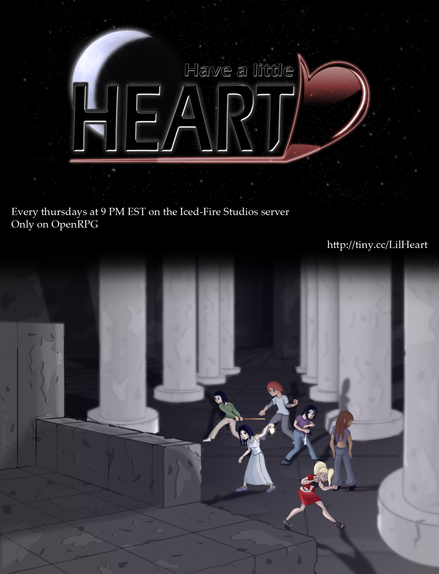 Have a little Heart promo post
