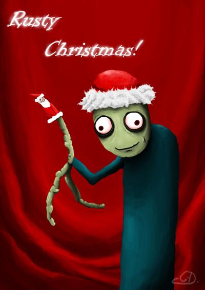 Rusty Christmas!