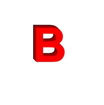 3D B!