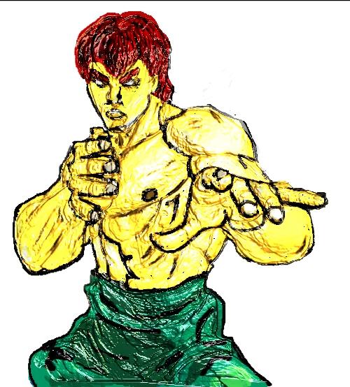 Street fighter 4-Fei Long