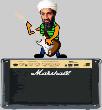 Osama is the best Rockstar