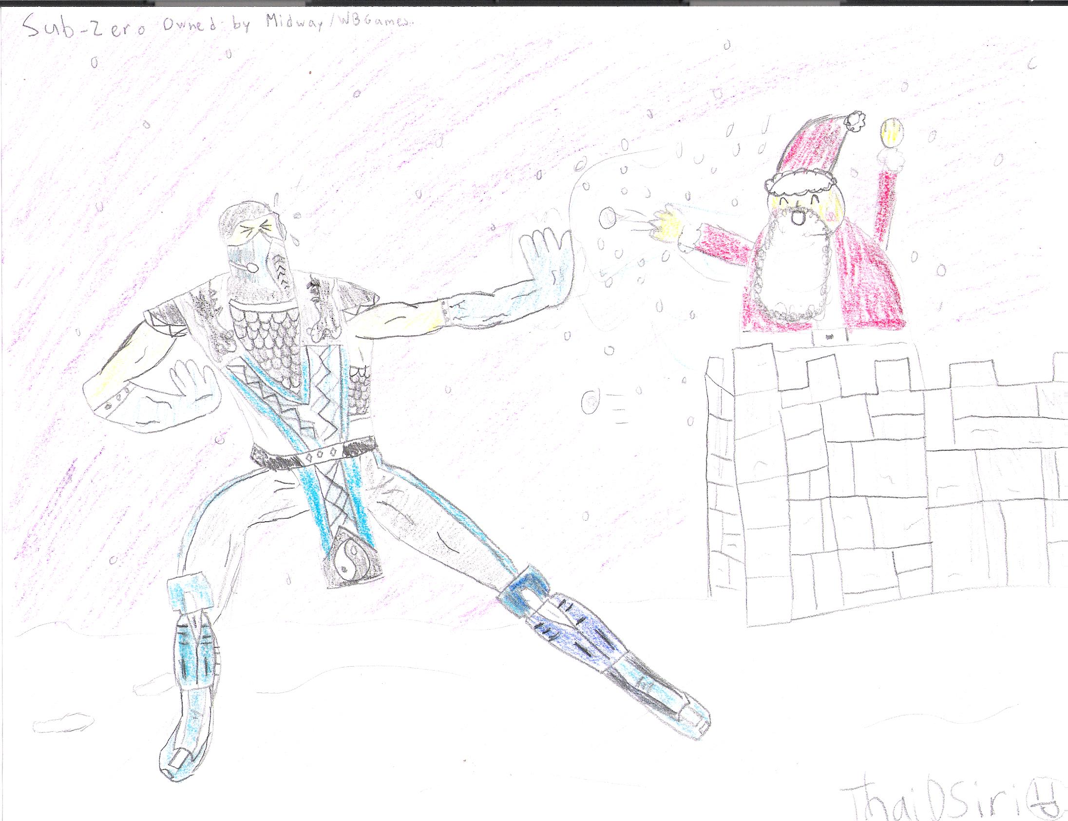 Sub-Zero vs Santa