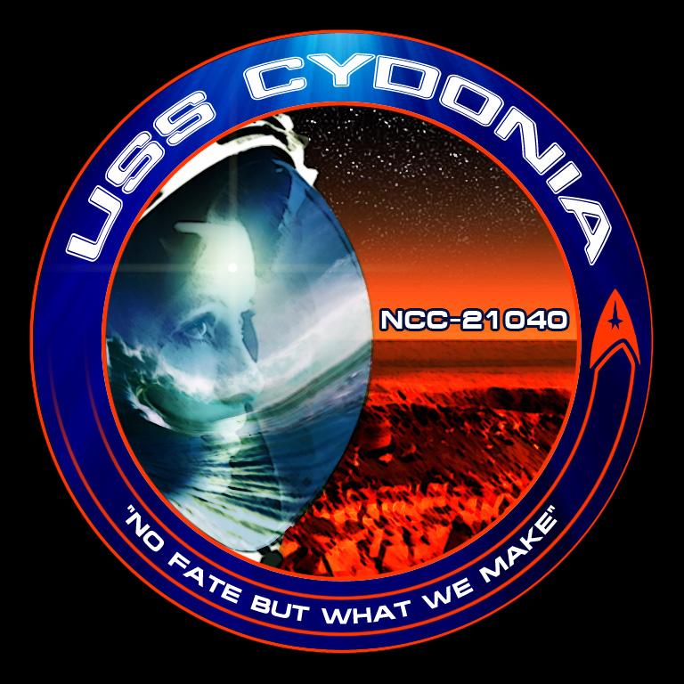 USS Cydonia Patch