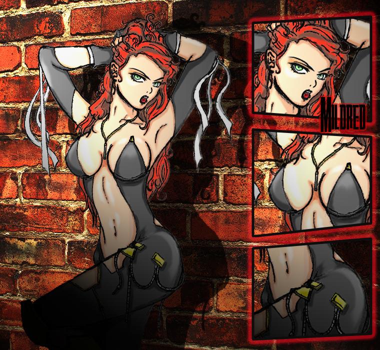 Mildred : Modern Vampire Vixen